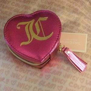 🔥 Juicy Couture Heart Shape Jewelry Box